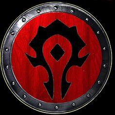World Of Warcraft Horde Logo Horde symbol wow horde symbol