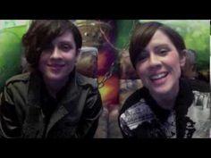 Tegan And Sara - YouTube Music Awards (Playlist Intro) (+playlist)