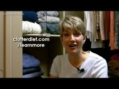 Clutter Video Tips ➡ 136 VIDEOS Get organized with home organizing tips from professional organizers, these Clutter Video Tips are posted weekly here on our clutterdiet organizing channel. AWESOME Organizing TIPS!! (7.19.13)