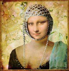 Pearly Mona..   Flickr - Photo Sharing!