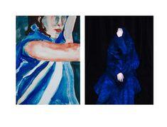 Erik Madigan Heck - Series - Aganovich Hari Nef, Disney Characters, Fictional Characters, Disney Princess, Painting, Face, Painting Art, Paintings, Fantasy Characters