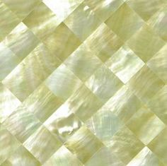 Mother of pearl - Gold Mother of Diagonal Squares Shell Tile.jpg