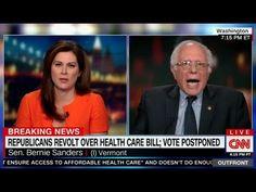 Bernie Sanders CRUSHES Trumpcare in CNN Interview with Erin Burnett