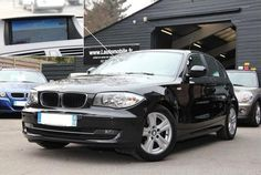BMW SERIE 1 DIESEL 2011 NOIR 36300 km