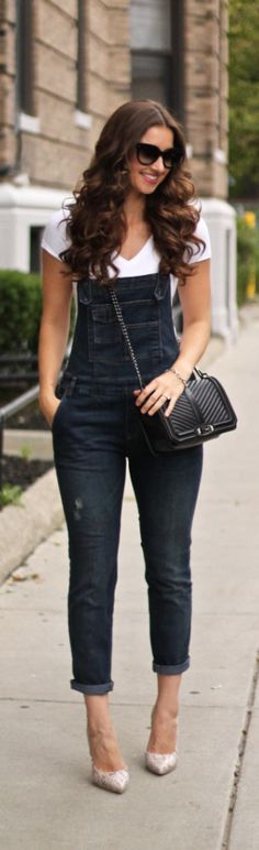 Overalls / Fashion By La Mariposa