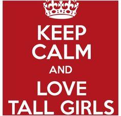 Tall girls rock