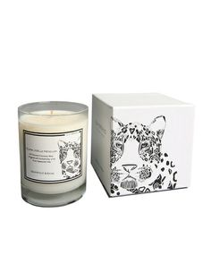 The Grapefruit and Baise Candle by JewelMint.com, $52.00