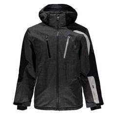 Spyder Men's Dispatch Insulated Ski Jacket at Sun & Ski.