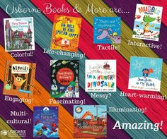 Love love LOVE Usborne Books and More!!  #books #children #tactile #engaging #space #cultural #kindness #construction