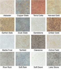 Daich Spreadstone Mineral Select Countertop Kit House In