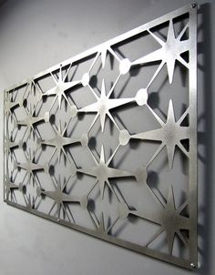 Vegas Stars...a metal wall sculpture my MODA INDUSTRIA found on Etsy