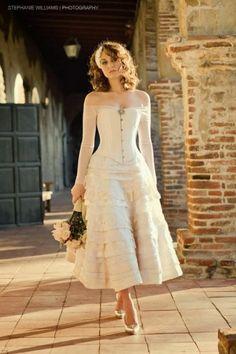 Joan Shum Indie Wedding Gown