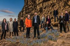 Broadchurch Season 2- Finally getting caught up on the 2nd season!