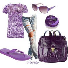 Sinfully Purple