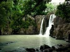 The #waterfalls at #Coronado are seldom frequented by tourists.  It is a five minute drive from Coronado.  I have seen the locals jump off the top into the water!  Contact Panama Roadrunner   www.panamaroadrunner for a tour!
