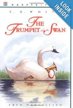 // The Trumpet of the Swan: E. B. White