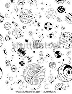 Стоковые фотографии и изображения Circles Seamless | Shutterstock