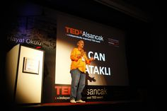 Can Ataklı at TEDxAlsancak