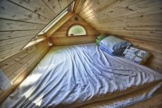 candices tiny house by tack 5 600x399   Yans Tiny Tack House based on Tumbleweed Fencl: Open House