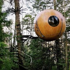 Looking for unique getaway? Check out these 10 unusual accommodations.