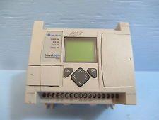Allen Bradley 1763-L16BBB Ser B FW 12 MicroLogix 1100 Controller Series B Logix. See more pictures details at http://ift.tt/2eKcbSf