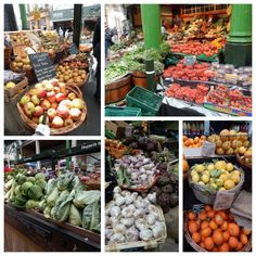 Borough Market Fruits and Vegetable