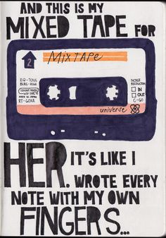 Jack's Mannequin, Mixed Tape