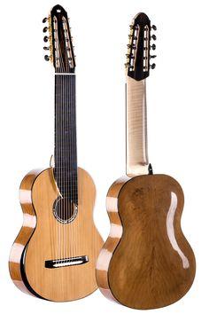 10 string luthier's classical guitar no. 106 – SOLD | Rafał Turkowiak - gitary lutnicze