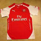 For Sale - Arsenal EPL Soccer Jersey Shirt England Medium M - See More at http://sprtz.us/ArsenalEBay