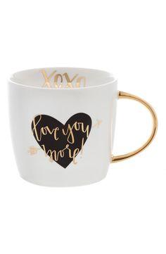 'Love You More' Mug