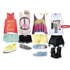 cute summer outfits for teens - Bing Images (and I would ...