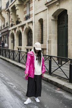 Christina Paik / Paris | Julien Boudet | http://bleumode.com