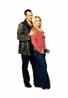 Ninth Doctor And Rose Tyler promo shot