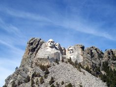 Mount Rushmore National Monument - Completed June 3, 2012