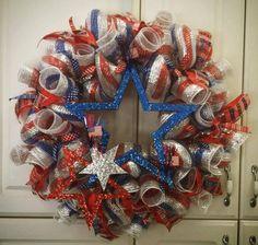 My Business - Deco Mesh Wreaths