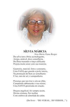 Vera Maria Viana Borges: Para a minha querida irmã...