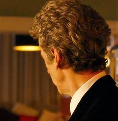 Who is they? You maybe asking, well they is the people who film DW. I have noticed a lot more back shots of the twelfth Doctor in the last Christmas special and what is even better there are a lot...
