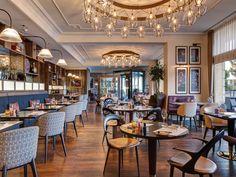 Montreux Jazz Cafe at Fairmont Le Montreux Palace - DesignCurial