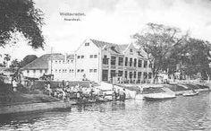 Batavia, Noordwijk Weltevreden 1900.
