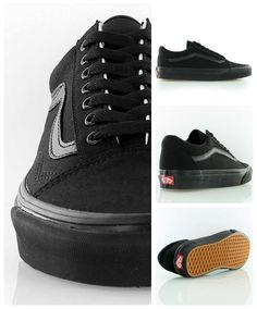 4ce7f8a61b11 Amazing Sneakers Design Vans Schwarz