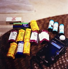 Lomography Film Guide: Introduction to Film Formats