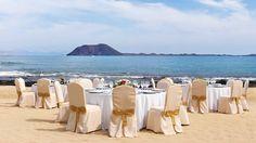 Beach Wedding in Fuerteventura
