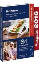 Gutscheinbuch Koblenz/Mayen-Koblenz/Neuwied & Umgebung