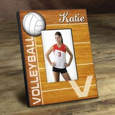 Kids Sports Frames - Volley Ball