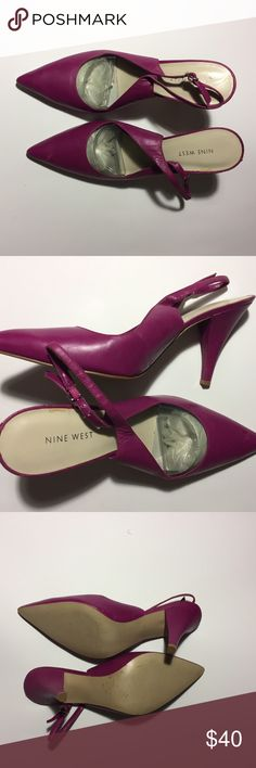 Brand New Nine West Pink Heels Size 9 Brand New Nine West Pink Heels Size 9 Nine West Shoes Heels