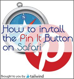 How to install Pinterest extension in Safari