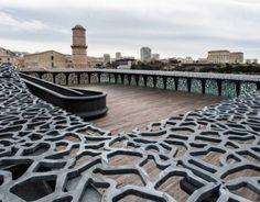 Le Musée des Civilisations de l'Europe et de la Méditerranée (MuCEM) a été inauguré par le Président de la République française François Hollande, à Marseille.