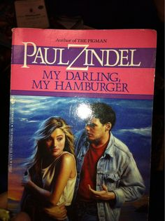 My Darling, My Hamburger | 27 Bizarre Books You Won't Believe Actually Exist