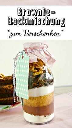 Die perfekte Last-Minute-Geschenkidee für Kuchenfans und Naschkatzen!