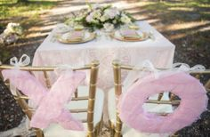 Swooned: Pretty in Pink: A Lushly Vintage Southern Tea Party